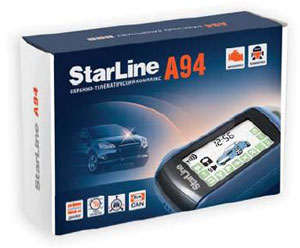StarLine A94 CAN GSM