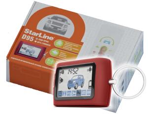 StarLine D95 BT CAN+LIN GSM-GPS