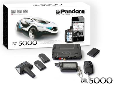 Pandora DXL 5000 S (NEW v2)